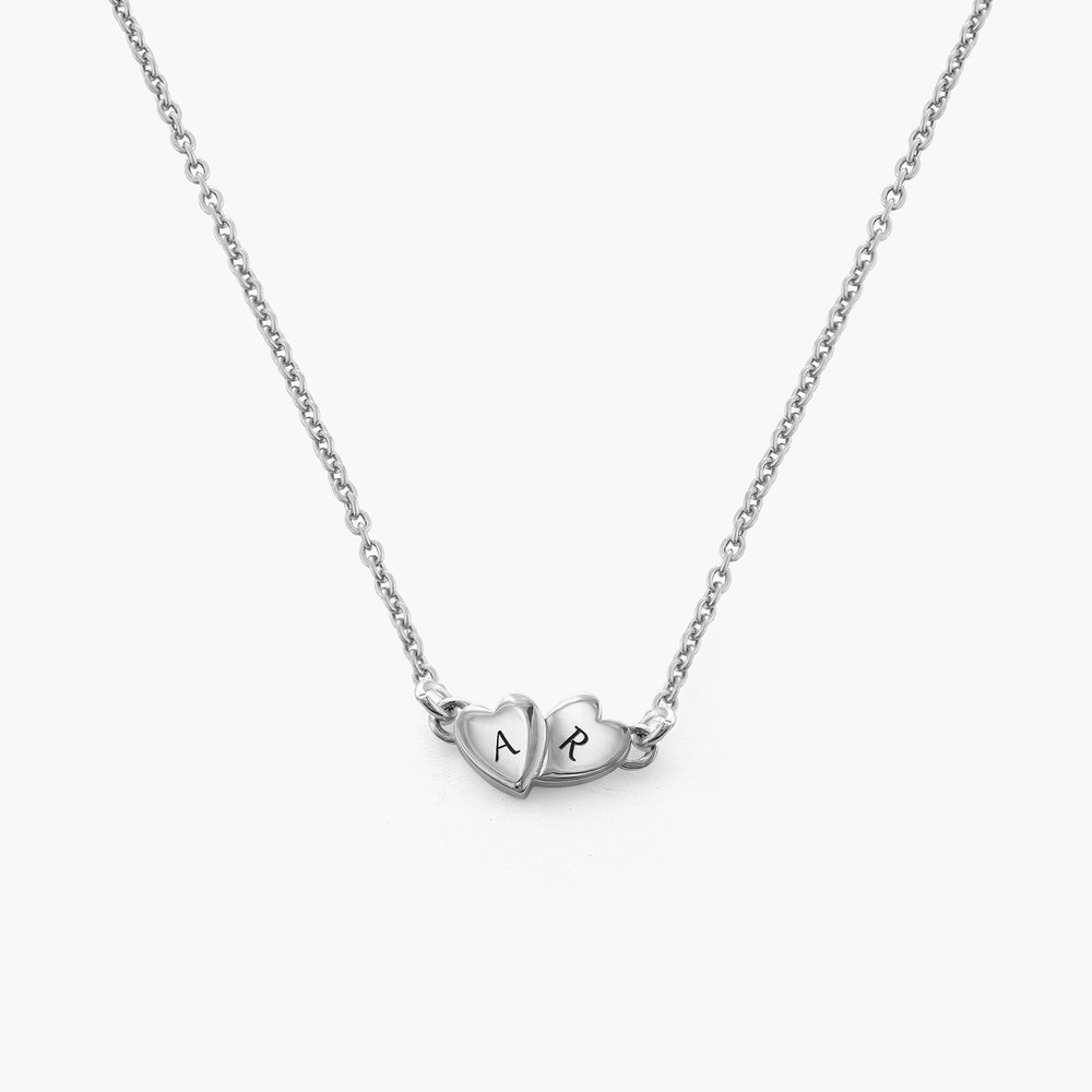 Love Struck Necklace - Sterling Silver