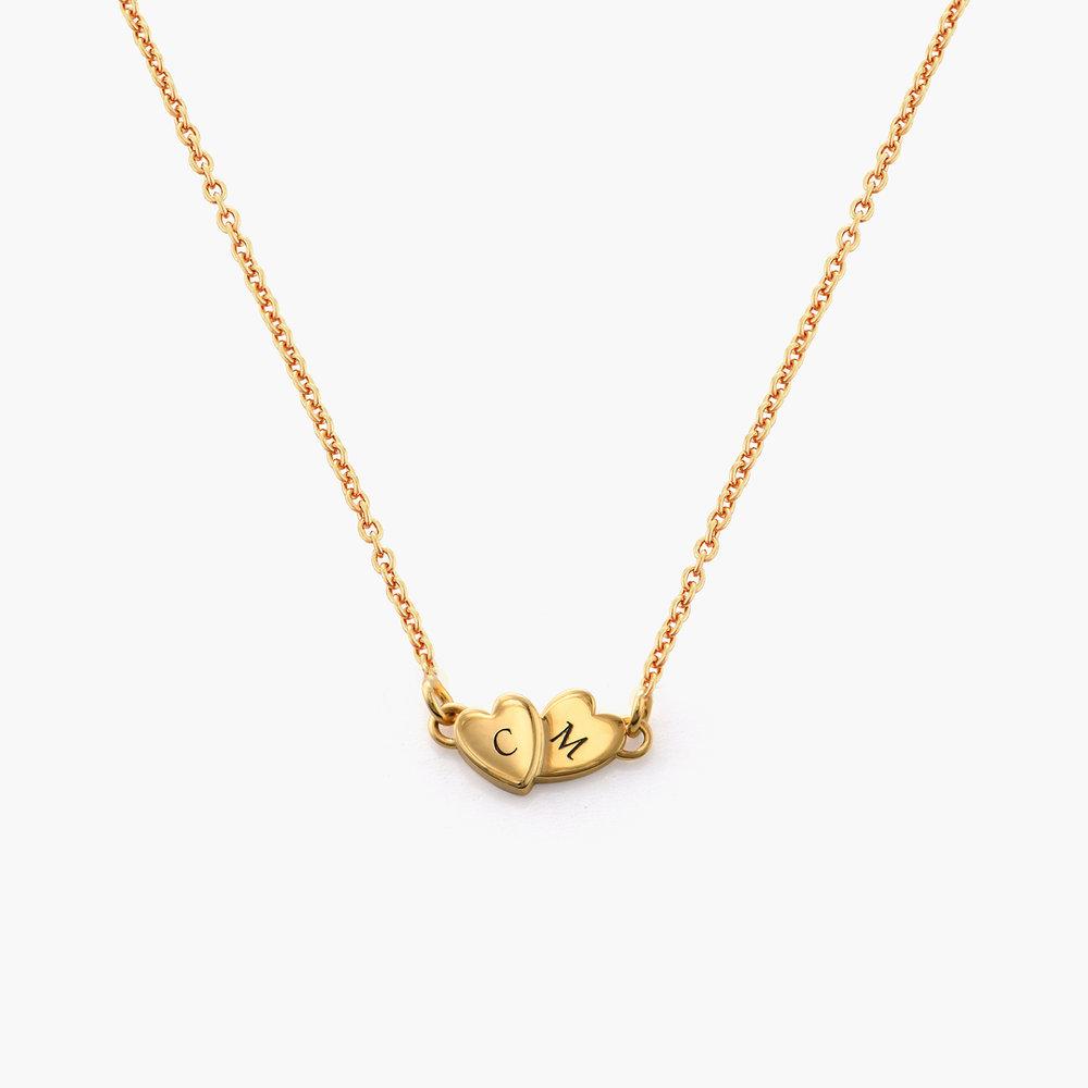 Love Struck Necklace - Gold Vermeil