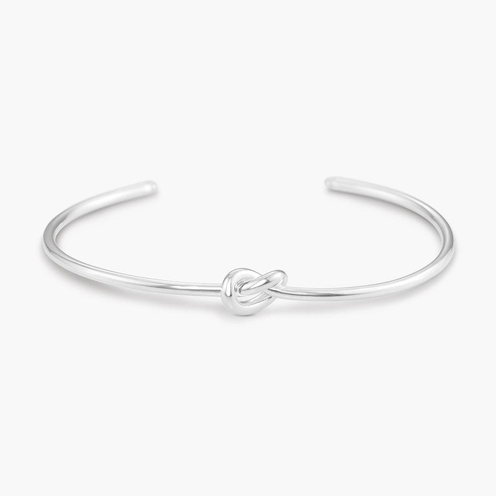 Knot Now Bracelet - Silver