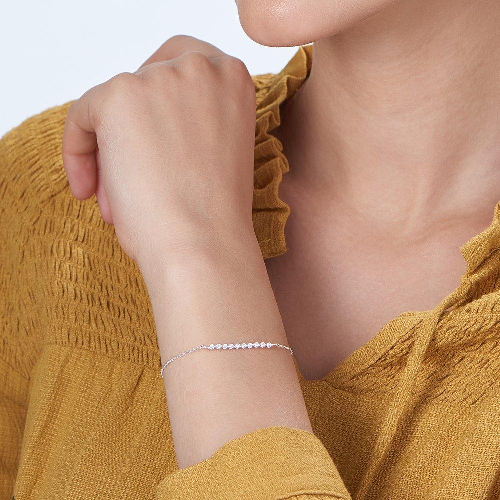 Harper Bracelet - Silver - 3