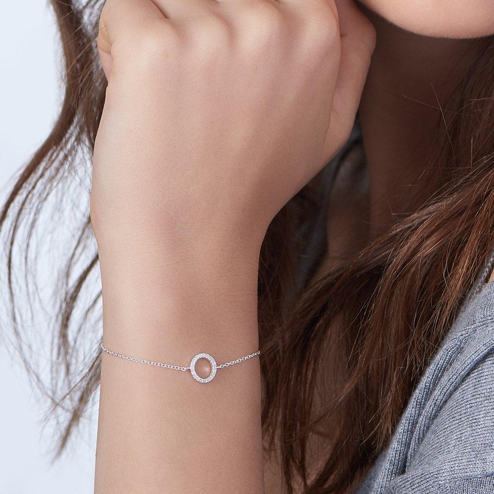Eclipse Bracelet - Silver - 3