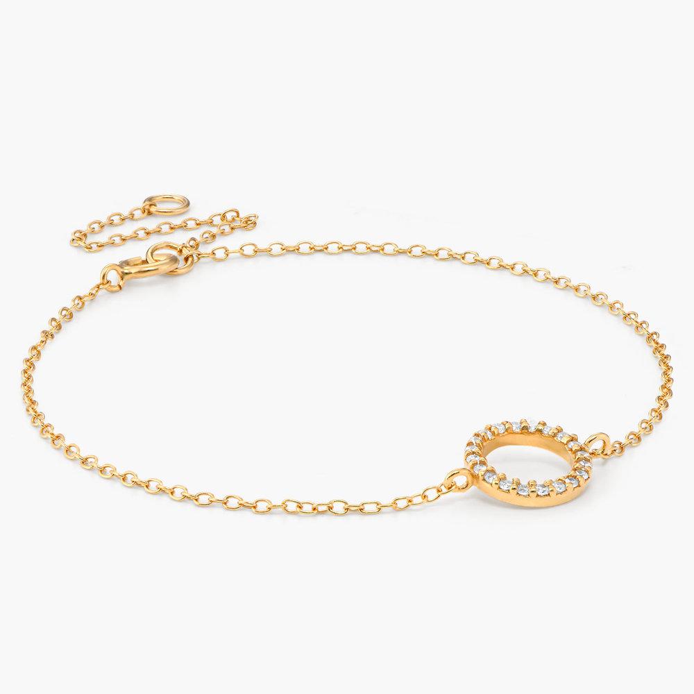 Eternity Bracelet - Gold Plated - 1