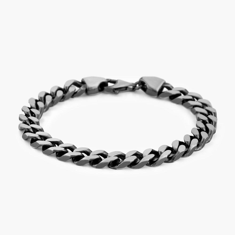 Zane Chain Bracelet - Sterling Silver