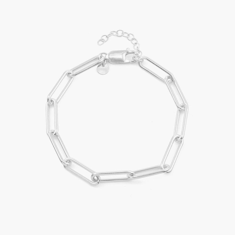 Big Link Bracelet - Sterling SIlver - 1