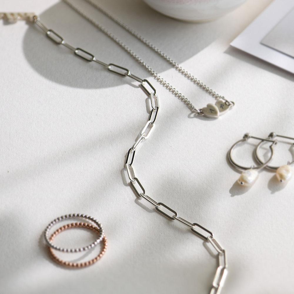 Big Link Bracelet - Sterling SIlver - 2