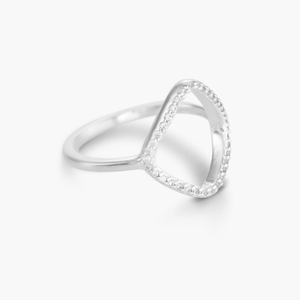 Siren Ring - Silver - 1