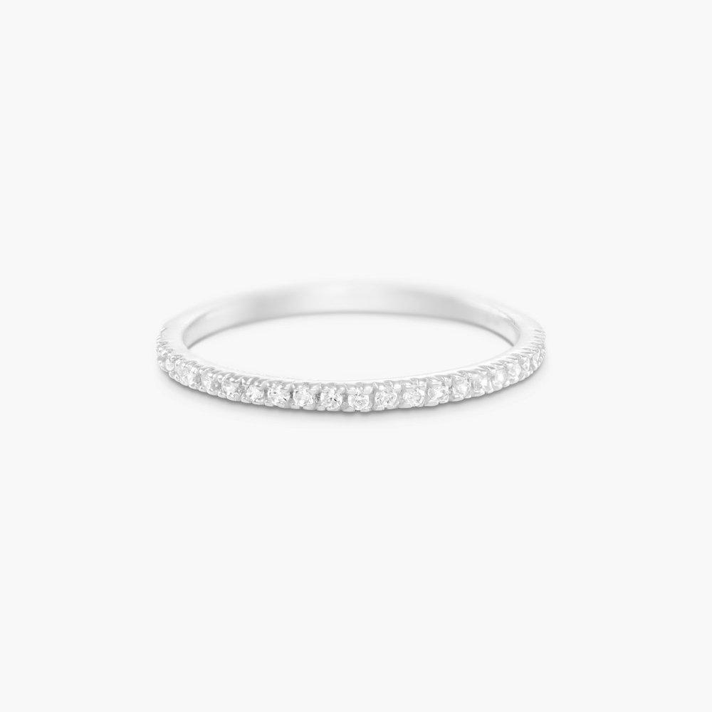 Serenity Ring - Silver