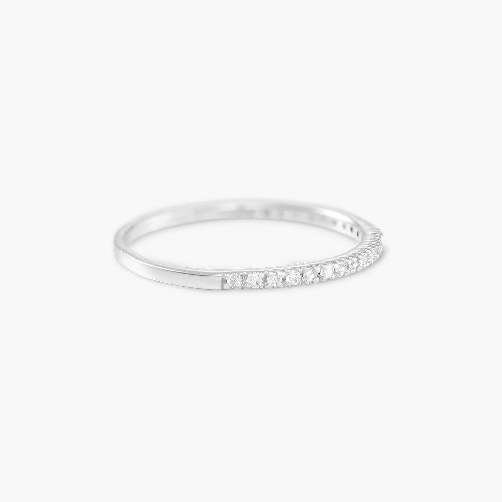 Serenity Ring - Silver - 1