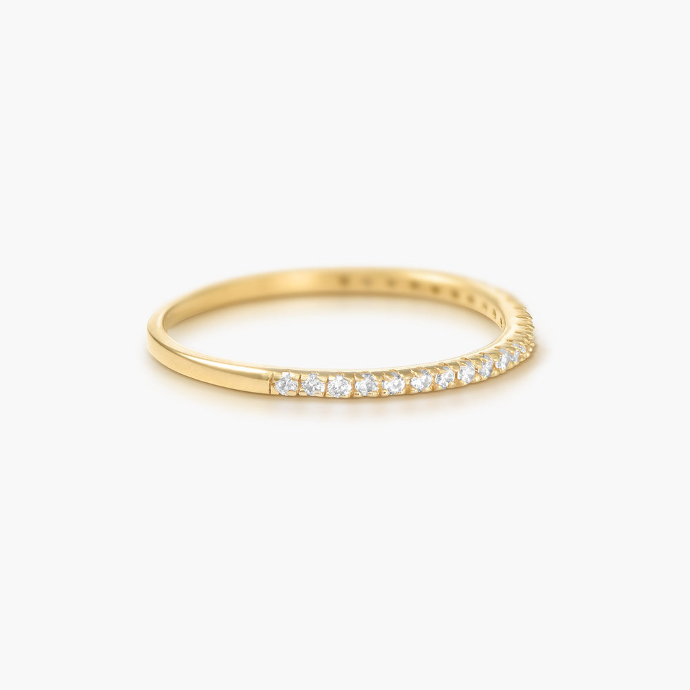 Serenity Ring - Gold Plated - 1