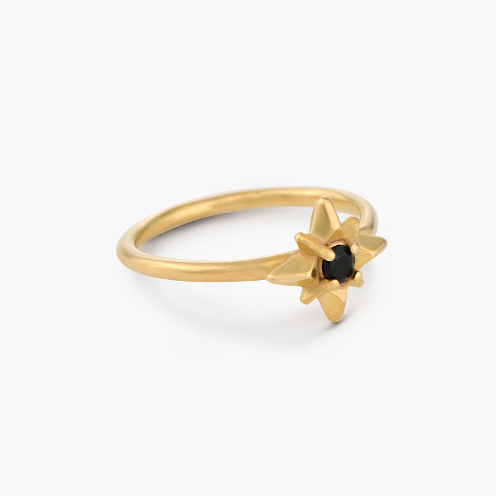 Starburst Ring - Gold Plated - 1