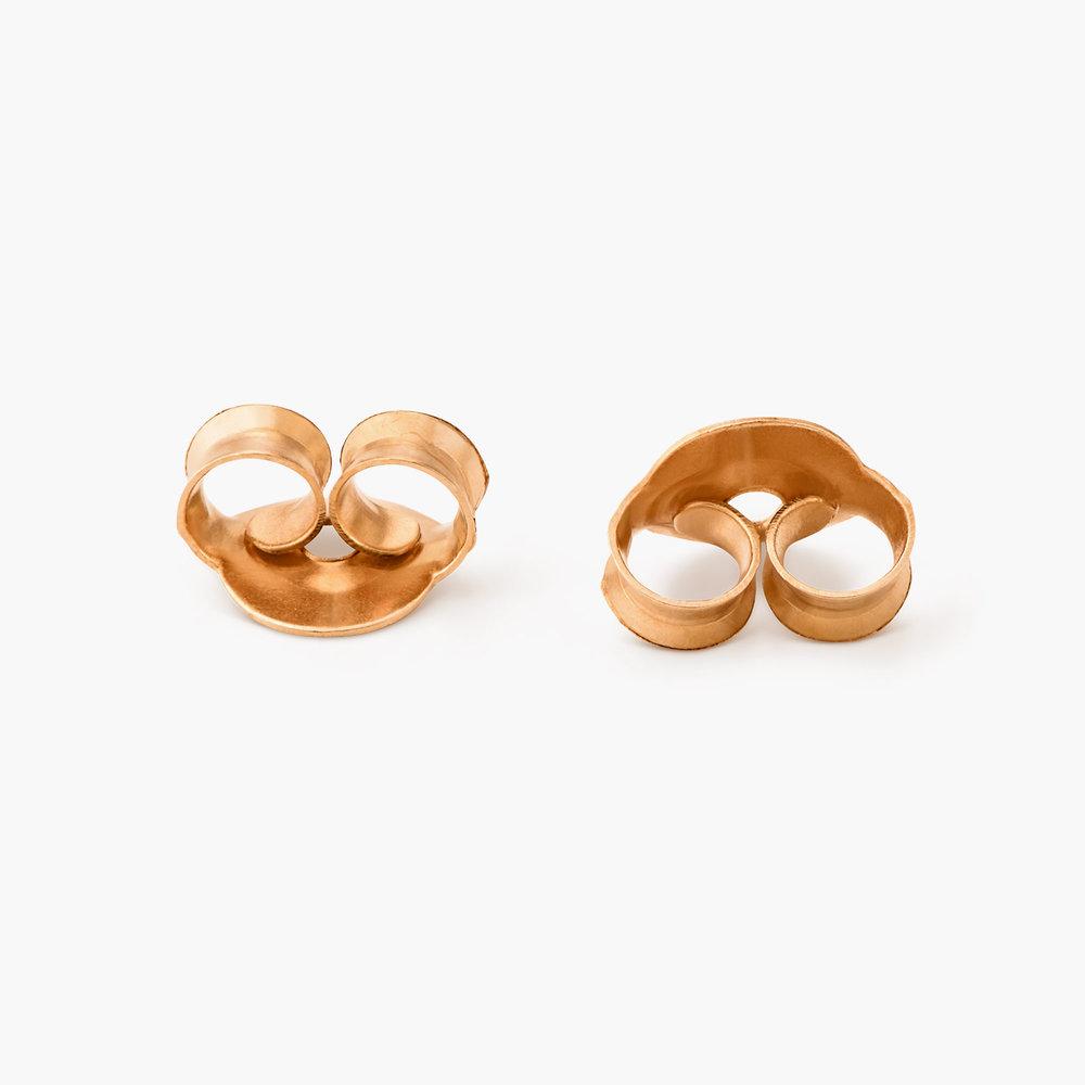 Whisper Hoop Earrings - Gold Plated - 2