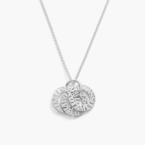 Tokens of Love Necklace - Silver product photo