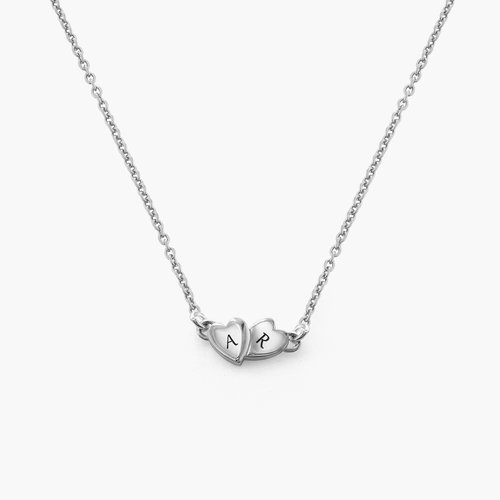 Love Struck Necklace - Sterling Silver product photo