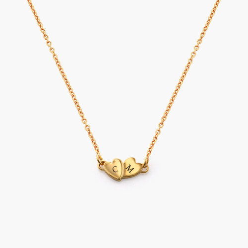Love Struck Necklace - Gold Plated product photo
