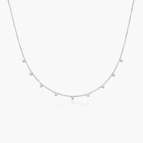 Arya Rolo Chain Necklace - Sterling Silver product photo