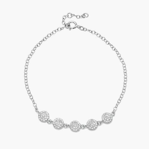 Stardust Bracelet - Silver product photo