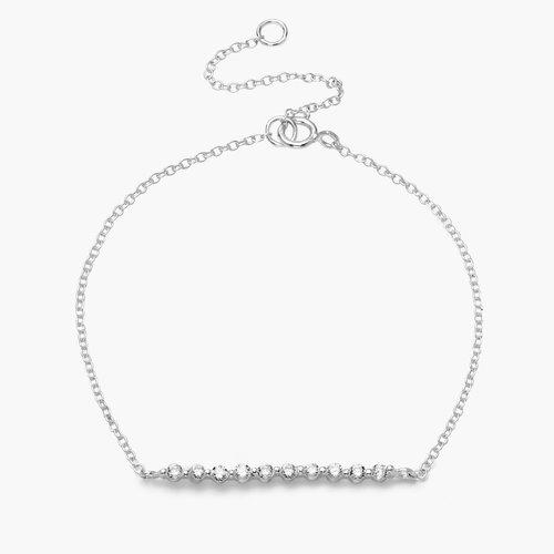 Harper Bracelet - Silver product photo