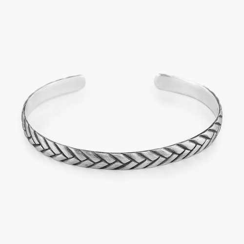 Streamline Cuff - Silver product photo