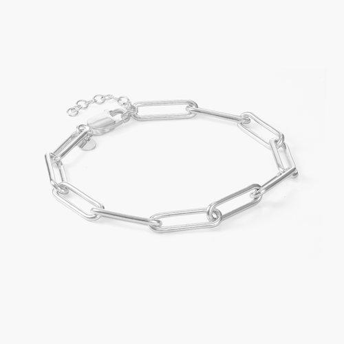 Big Link Bracelet - Sterling SIlver product photo