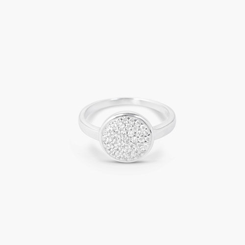 Stardust Ring - Silver product photo