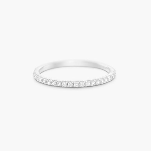 Serenity Ring - Silver product photo