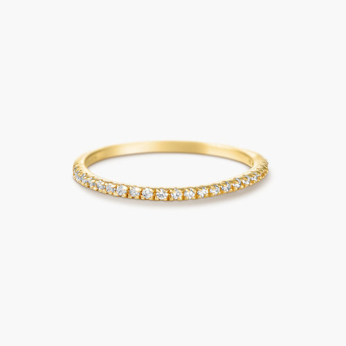 Serenity Ring - Gold Plated product photo