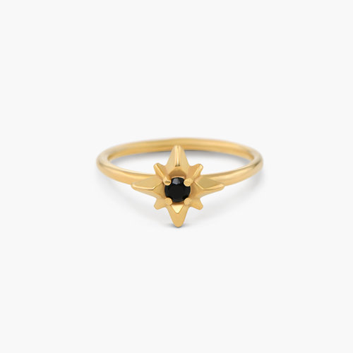 Starburst Ring - Gold Plated product photo