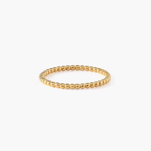 Glisten Dot Ring - Gold Vermeil product photo