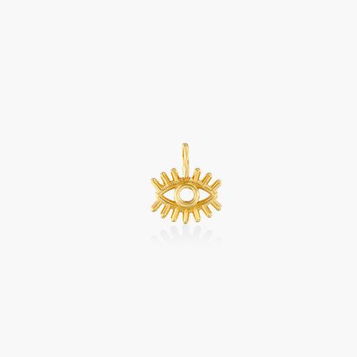 Eye Charm - Gold Vermeil product photo