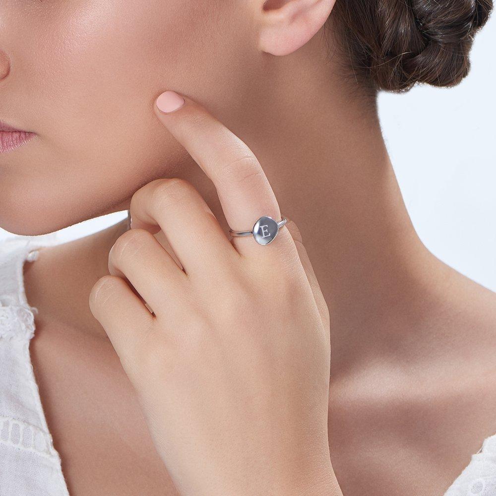 Luna La Brea Ring, Silver - 2