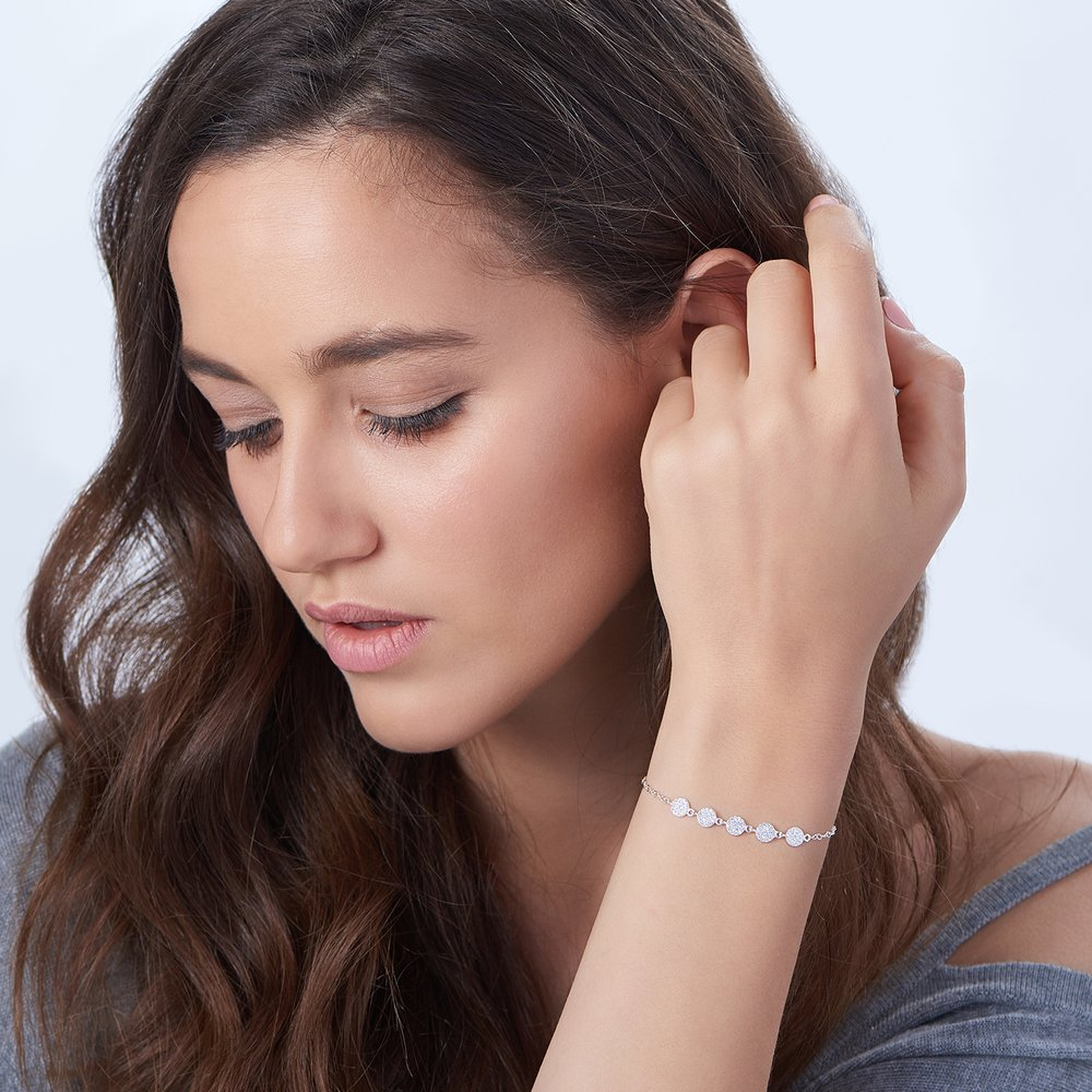 Stardust Bracelet, Silver - 2