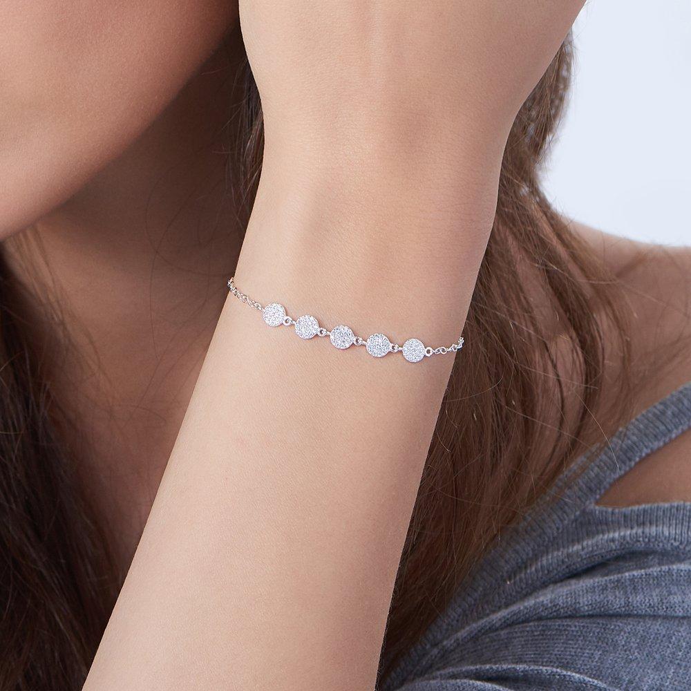 Stardust Bracelet, Silver - 3