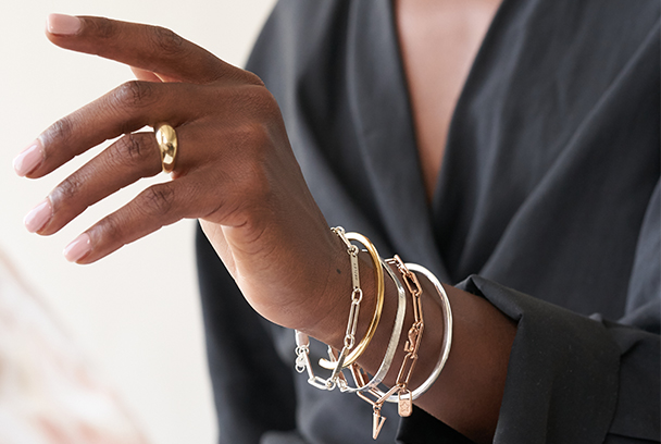 Breaking the Rules in Style: How to Mix Your Jewelry Metals
