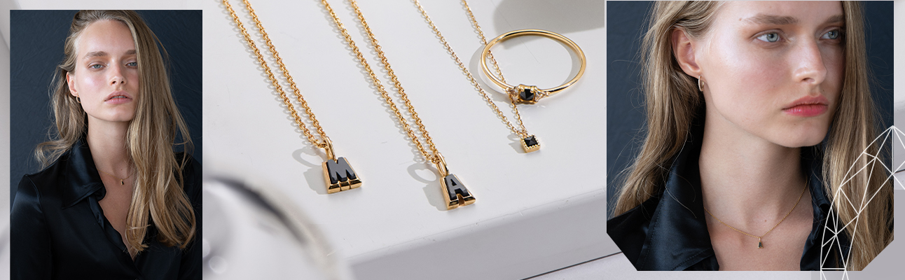 Our new black diamond collection